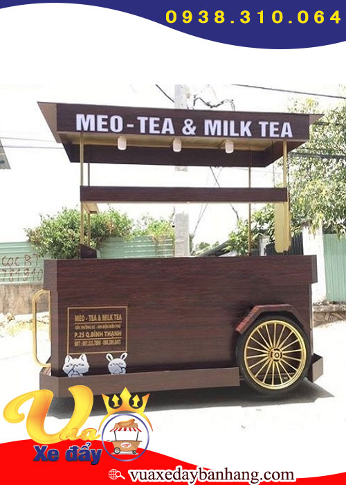 Xe trà sữa meo-tea
