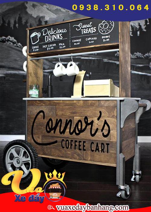 Xe cà phê lưu động